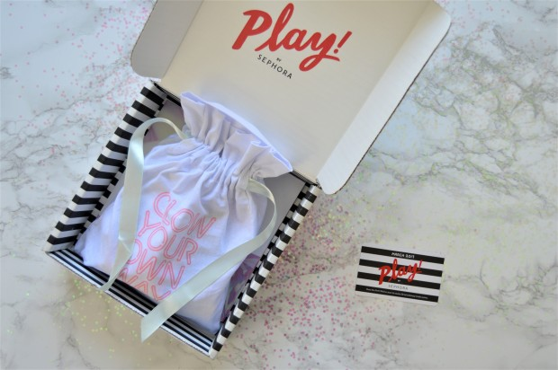 Sephora Play! Unboxing: March