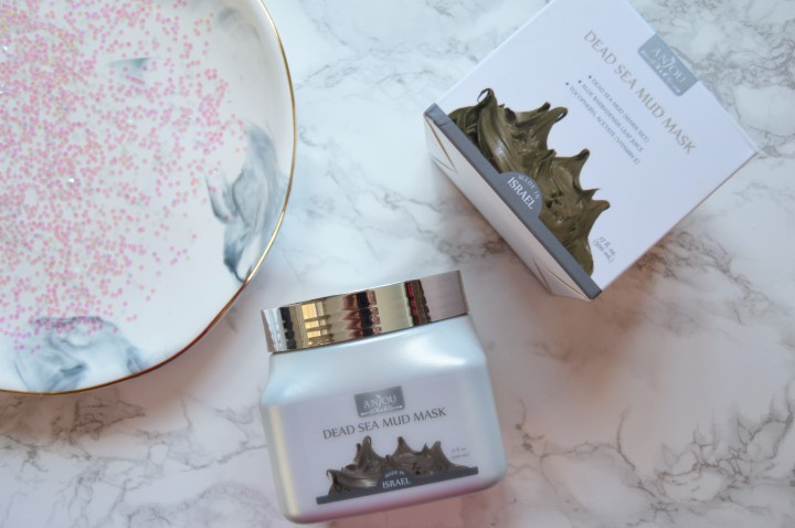 Anjou Dead Sea Mud Mask: Review