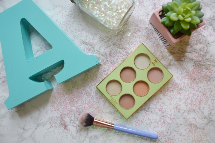 Pixi Book Of Beauty Glow Getter Radiant Light Palette Review