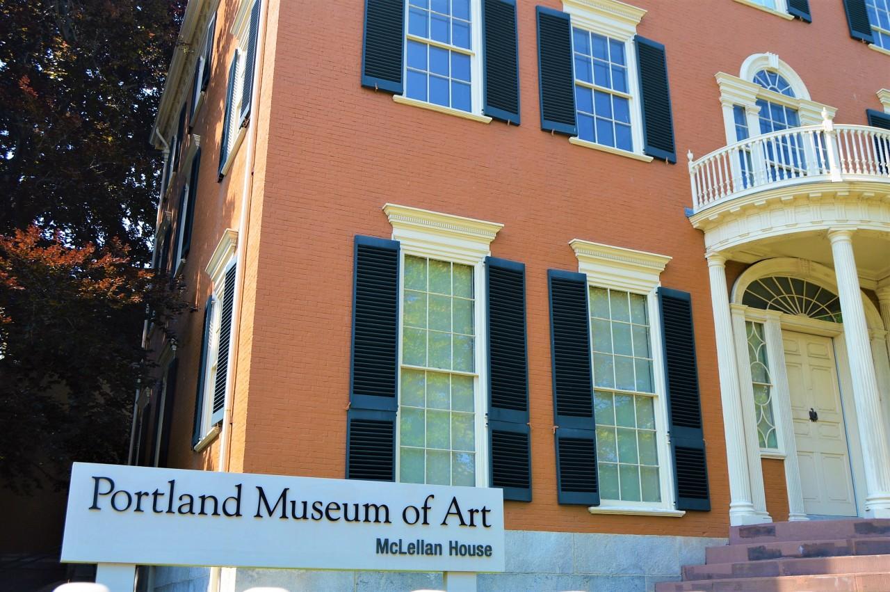 Wandering Maine: Downtown Portland