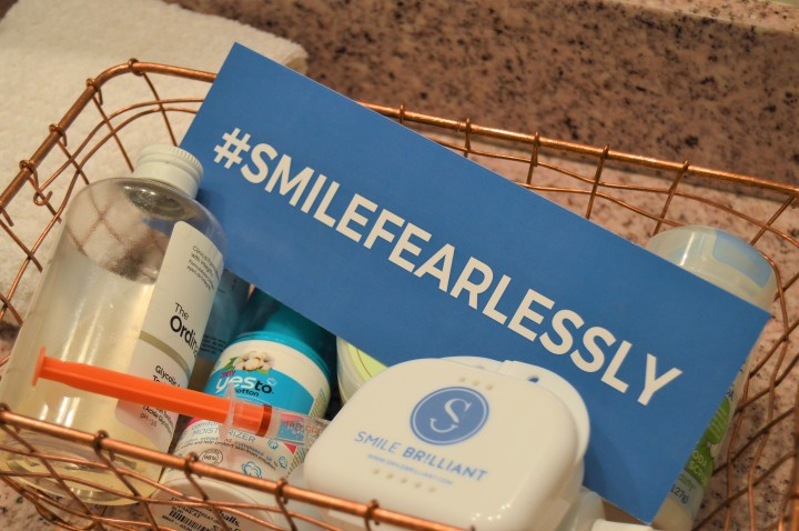 My Evening Routine: At-Home Teeth Whitening KitGiveaway