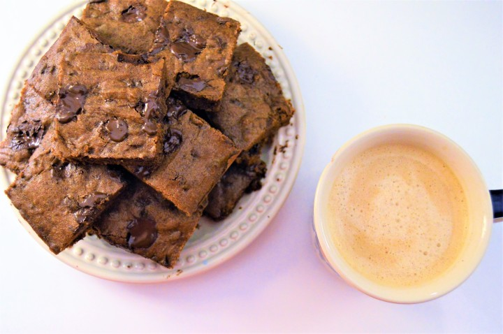 Gluten-Free Brownies With NibMorChocolate