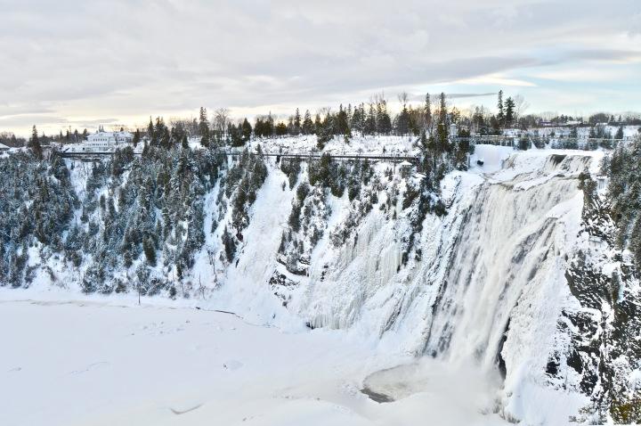 Wandering Quebec: MontmorencyFalls
