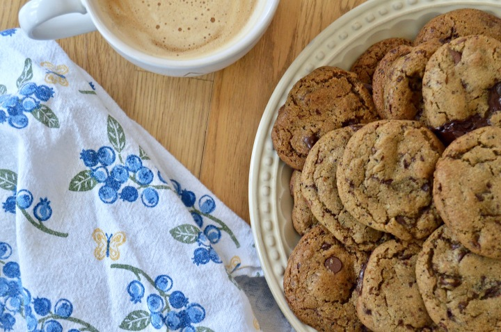 Not Your Basic Chocolate Chip CookieRecipe