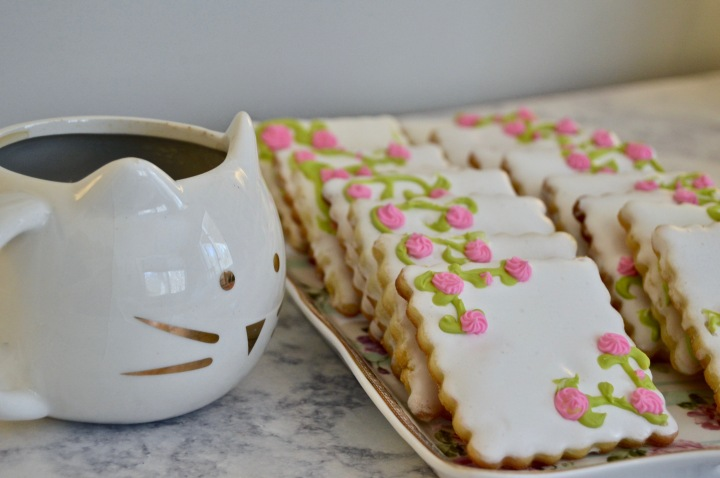 The Perfect Iced Cut-out Sugar Cookies.