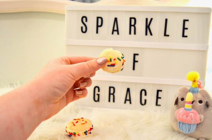 Happy Birthday Sparkle Of Grace! Three Year Bloggerversary.