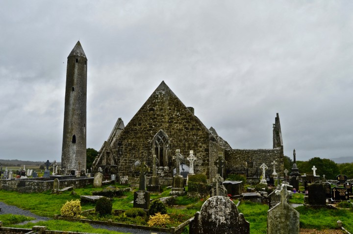 Wandering Ireland: Dublin to Doolin