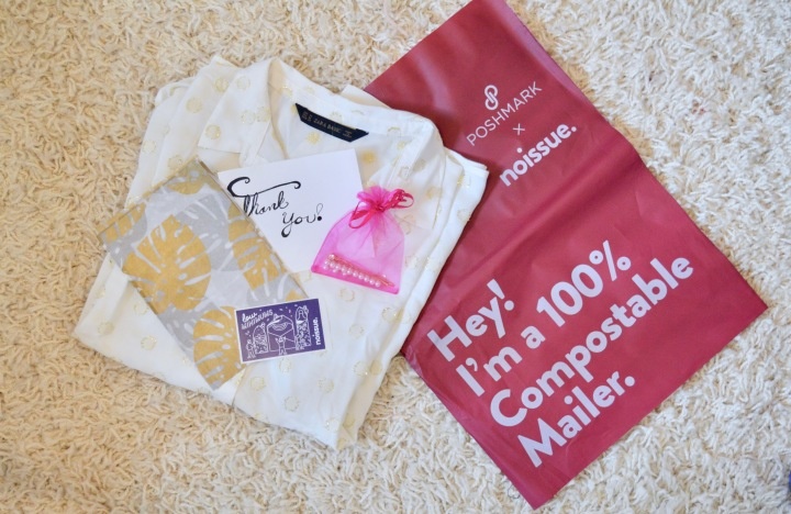 How to Make Your Poshmark Sales Feel Special: noissue eco-friendly packaging